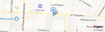 РИНПО на карте Альметьевска