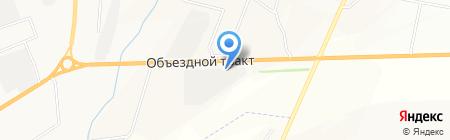 Татнефть-ХимСервис на карте Альметьевска