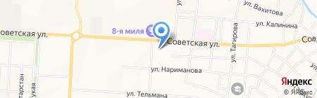 ИФНС на карте Альметьевска