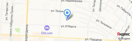 УРС-Торговый дом на карте Альметьевска