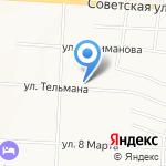 Центральная детская библиотека им. Г. Тукая на карте Альметьевска