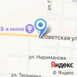 AvtoDom на карте Альметьевска