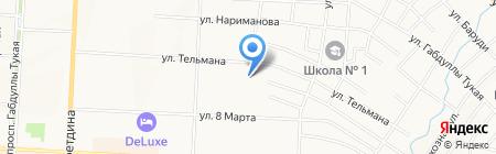 Каприз на карте Альметьевска
