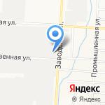 Сервисный центр-2 на карте Альметьевска