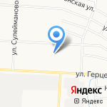 Портал на карте Альметьевска