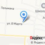 Купец на карте Альметьевска