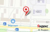 Схема проезда до компании Телегид в Альметьевске