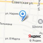 Городская поликлиника №3 на карте Альметьевска