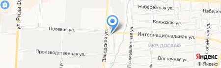 Арзан Ас на карте Альметьевска