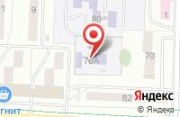 Схема проезда до компании Детский сад №5 в Альметьевске