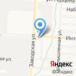AVTO+ на карте Альметьевска