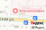 Схема проезда до компании Emex в Альметьевске