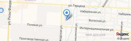 Таврида на карте Альметьевска
