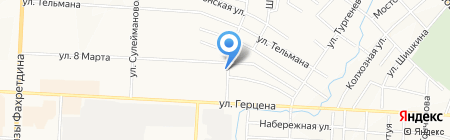 Молочная кухня на карте Альметьевска