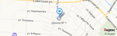 Альметьевская детская музыкальная школа №3 на карте Альметьевска