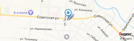 Телекомпания на карте Альметьевска
