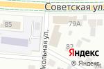 Схема проезда до компании Альметьевское РАЙПО в Альметьевске