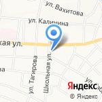 Альметьевское РАЙПО на карте Альметьевска