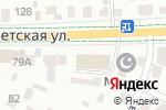 Схема проезда до компании Газтехника в Альметьевске