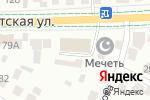 Схема проезда до компании Опорный пункт полиции в Альметьевске