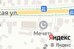 Схема проезда до компании Отдел судебных приставов по Альметьевскому району в Альметьевске