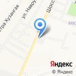 Oil service на карте Альметьевска