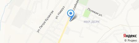 Скороход на карте Альметьевска