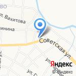 МЕБЕЛЬТОРИЯ на карте Альметьевска