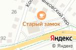 Схема проезда до компании Гарант-мебель в Альметьевске