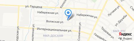 Альметьевская автошкола РОГО ДОСААФ Республики Татарстан на карте Альметьевска