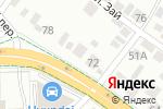 Схема проезда до компании Всероссийское добровольное пожарное общество в Альметьевске