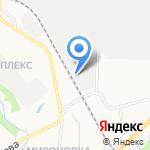 Дакар на карте Набережных Челнов