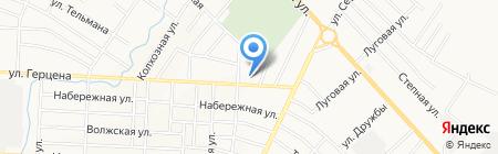 Кояш на карте Альметьевска