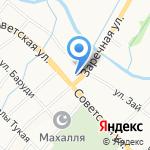 СТРОИТЕЛЬНАЯ ТОРГОВАЯ КОМПАНИЯ на карте Альметьевска