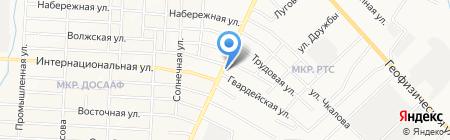 Алина на карте Альметьевска