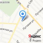 Управление здравоохранения по Альметьевскому муниципальному району на карте Альметьевска