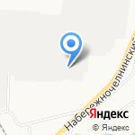 Aktiff auto на карте Набережных Челнов
