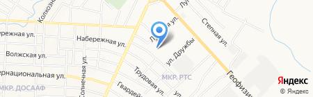 Садко на карте Альметьевска