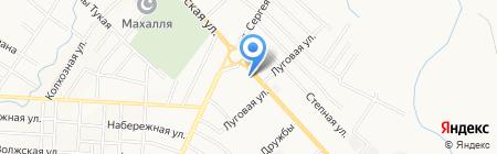 Для Вас на карте Альметьевска