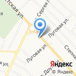 Newparts-shop на карте Альметьевска