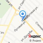 Стоматологический кабинет на карте Альметьевска