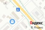 Схема проезда до компании Салон реставрации подушек в Альметьевске
