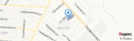 Экосервис на карте Альметьевска