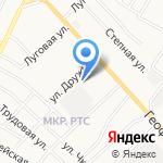 Vesta на карте Альметьевска