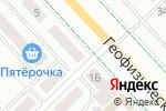 Схема проезда до компании Товарищ в Альметьевске