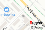 Схема проезда до компании ПРОКАТ ПРОФИЛЬ в Альметьевске