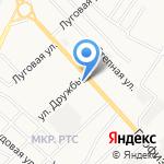 ПРОКАТ ПРОФИЛЬ на карте Альметьевска