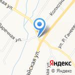 Татьяна на карте Альметьевска
