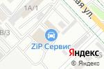 Схема проезда до компании Альгран в Альметьевске
