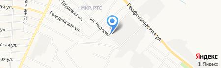 Нефтемаш на карте Альметьевска
